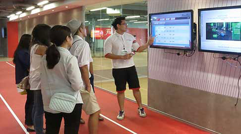 Digital Engagement – Fitness First (Asia)