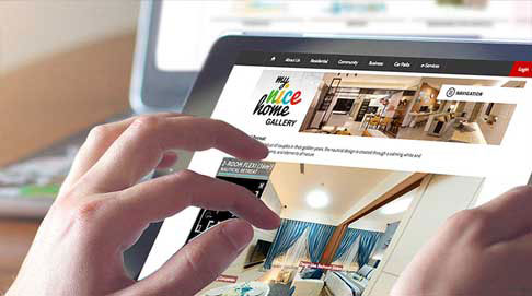 MyNiceHome Gallery and BTO SBF Website Launch – HDB
