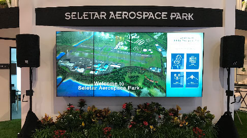 Read more about the article Seletar Aerospace Park @ Singapore Airshow 2018 – JTC