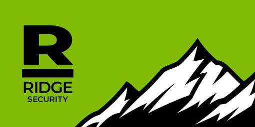 Ridge Security Logo